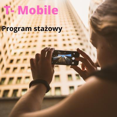 Program Stażówy w T-Mobile