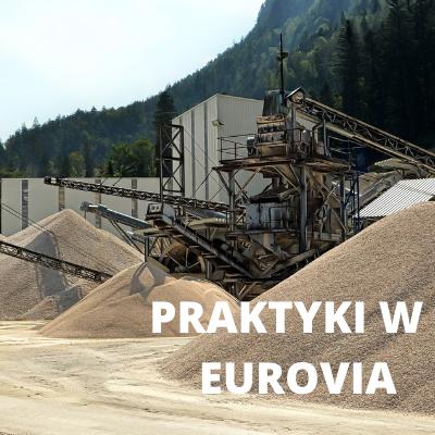 Praktyki w firmie Eurovia