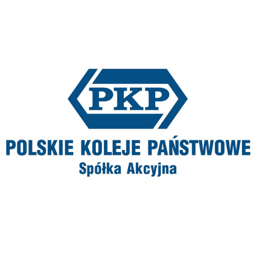 Logo Polskich Koleii Państwowych