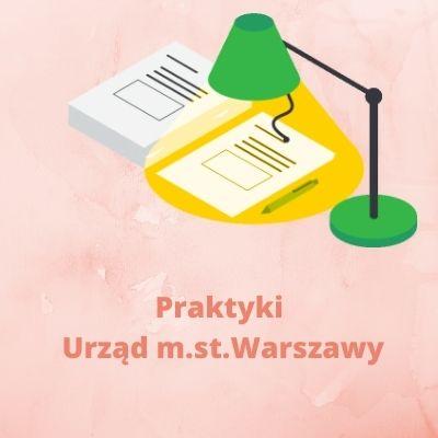 Praktyki w Urzędzie m.st.Warszawy