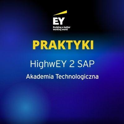 Praktyki w firmie EY Polska