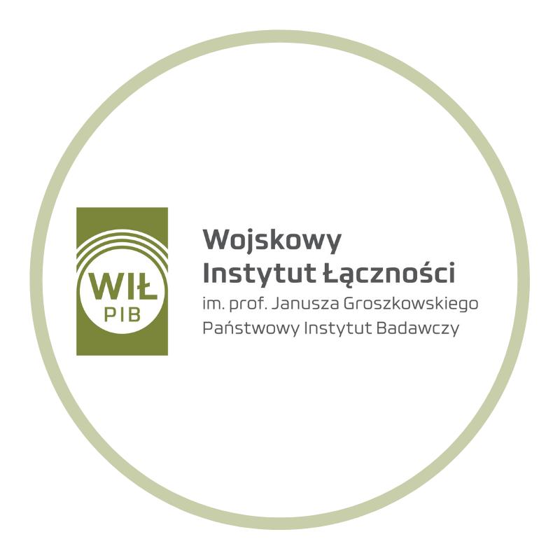 Logo Wojskowego Instytutu Łączności