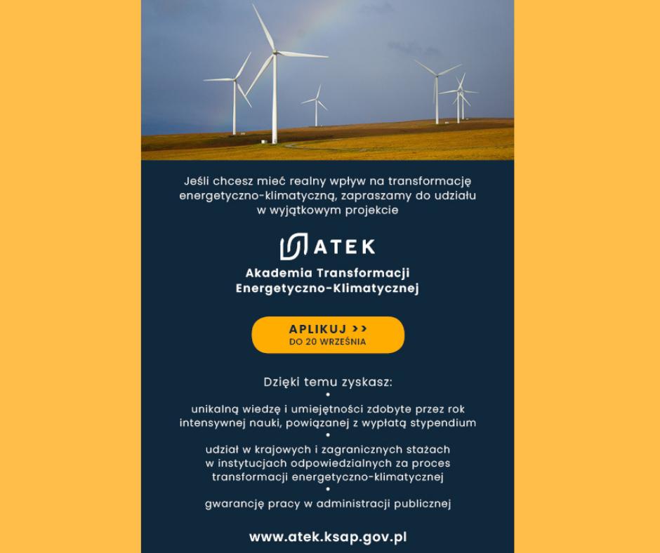 Latek. Akademia Transformacji Energetyczno -Klimatycznej